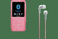 LENCO Xemio 861 MP3 Player 8 GB, Pink