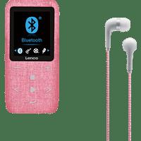 LENCO Xemio 861 MP3 Player (64 GB, Pink)