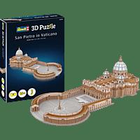 REVELL San Pietro in Vaticano 3D Puzzle, Mehrfarbig