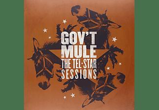 Gov't Mule - The Tel-Star Sessions (2LP 180 Gr.Gatefold)  - (Vinyl)