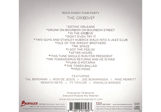 Rock Candy Funk Party - The Groove Cubed  - (CD)