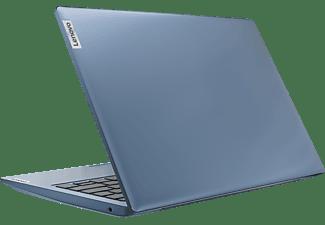 LENOVO IdeaPad Slim 1, Notebook mit 11,6 Zoll Display, A6 Prozessor, 4 GB RAM, 64 GB eMMC, Radeon R4, Ice Blue