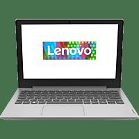 LENOVO IdeaPad Slim 1, Notebook mit 11.6 Zoll Display, A6 Prozessor, 4 GB RAM, 64 GB eMMC, Radeon R4, Platinum Grey