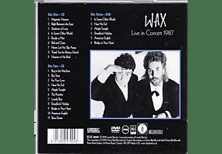 Wax - Live In Concert..-Digi-  - (CD)