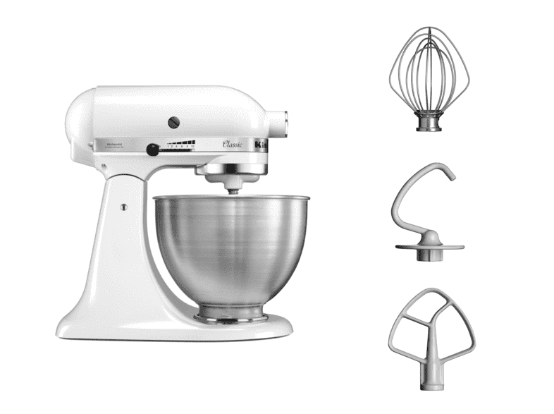 Küchenmaschine Rührmaschine Schneebesen Ersatzteil für KitchenAid K45WW
