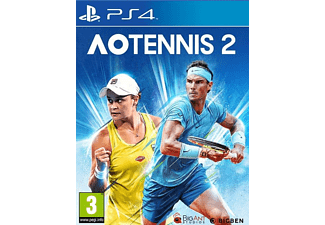 AO Tennis 2 NL/FR PS4