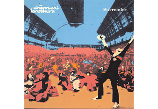 The Chemical Brothers - Surrender 20 (4LP/1DVD)  - (Vinyl)