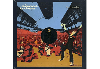 The Chemical Brothers - Surrender 20 (3CD/1DVD)  - (CD + DVD Video)