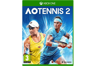 AO Tennis 2 NL/FR Xbox One