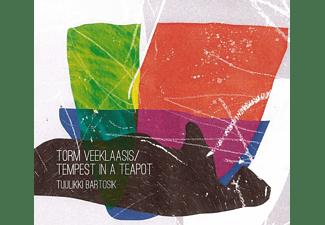 Tuulikki Bartosik - TORM VEEKLAASIS/TEMPEST IN A TEAPOT  - (CD)