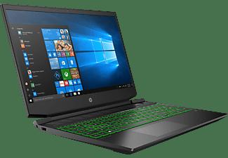 HP Pavilion 15-dk0358ng, Gaming Notebook mit 15,6 Zoll Display, Intel® Core™ i5 Prozessor, 16 GB RAM, 512 GB SSD, GeForce® GTX 1650, Schwarz