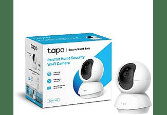Cámara IP - TP-Link Tapo C200, Wi-Fi, Full HD, 114°, Detección de Movimiento, Visión Nocturna, Blanco