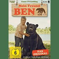 Mein Freund Ben (Staffel 2) [DVD]