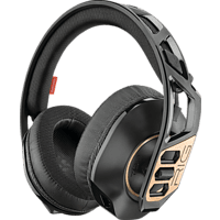 NACON RIG 700HD, Over-ear Headset Schwarz/Gold