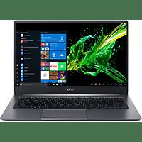 ACER Swift 3 (SF314-57-53RE), Notebook mit 14 Zoll Display, Core™ i5 Prozessor, 8 GB RAM, 1000 GB SSD, Intel® UHD-Grafik , Grau
