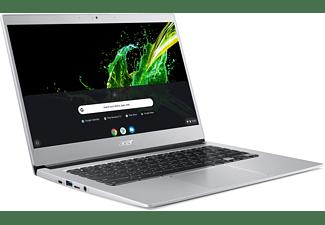ACER Notebook Chromebook 514 CB514-1HT-P1BM Silber, Pentium® N4200, 8GB RAM, 64GB eMMC, Chrome OS (NX.H1LEG.001)