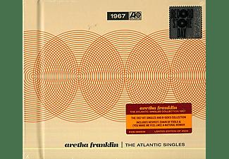 Aretha Franklin - The Atlantic Singles 1967  - (Vinyl)