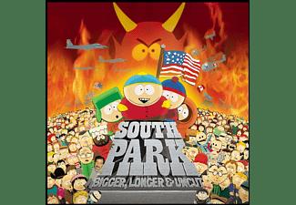 VARIOUS - South Park:Bigger,Longer & Uncut.  - (Vinyl)