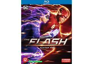 The Flash: Saison 5 - Blu-ray