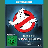 The Real Ghostbusters - Die Komplette Serie [Blu-ray]