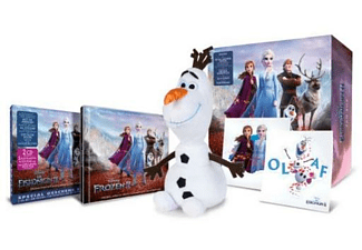 OST/VARIOUS - Die Eisköniging 2-Fan Box (Frozen 2)  - (CD)