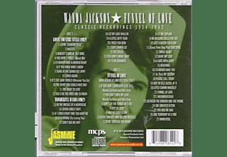 Wanda Jackson - FUNNEL OF LOVE  - (CD)