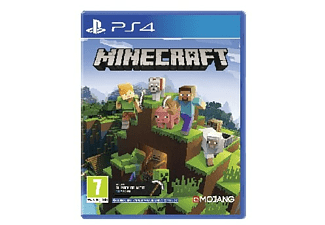 PS4 Minecraft (Ed. Bedrock)