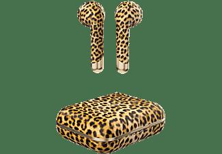 HAPPY PLUGS Écouteurs sans fil Air 1 Leopard