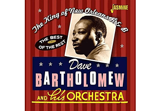 Dave & His Orchestra Batholomew - King Of New Orleans R&B  - (CD)