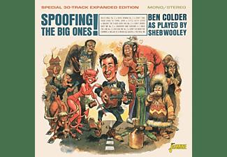 Ben Colder - Spoofing The Big Ones!  - (CD)