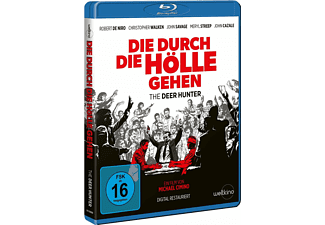Die durch die Hölle gehen BD Blu-ray