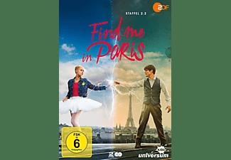 Find me in Paris Staffel 2.2 DVD