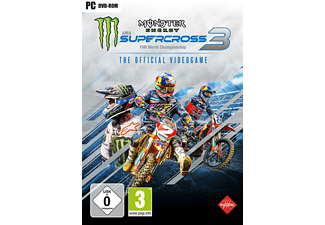 Monster Energy Supercross - The Official Videogame 3 - [PC]