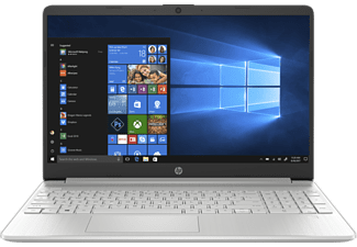 "HP 15S-FQ1037NH 8NK09EA ezüst laptop (15,6"" FHD/Core i3/8GB/512 GB SSD/Win10H)"