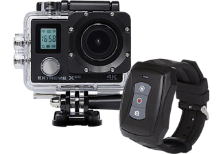 VIZU Actioncam X8S + Afstandsbediening watch