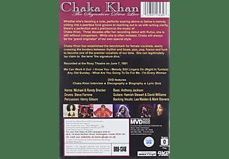 Chaka Khan - Signature Diva: Live  - (DVD)