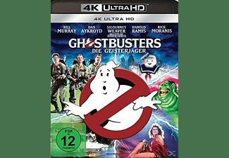 Ghostbusters [4K Ultra HD Blu-ray]