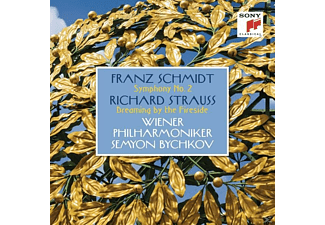 Wiener Philharmoniker, Semyon Bychkov - SINFONIE 2/INTERMEZZO OP.7 - TRÄUMEREI AM KAMIN  - (CD)