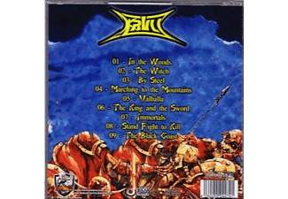 Krull - The Black Coast  - (CD)