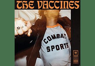 VACCINES - COMBAT SPORTS  - (CD)