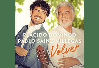 Plácido Domingo, Pablo Sainz Villegas - Volver  - (CD)