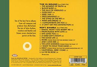 Gary Mcfarland - The In Sound / Soft Samba  - (CD)