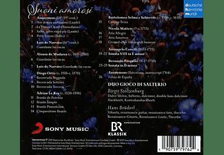 Duo Gioco Di Salterio - Suoni amorosi  - (CD)