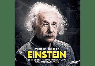 Walter X Christian Baumann Isaacson - Einstein - Sein Leben Seine Forschung Sein Vermäch  - (CD)