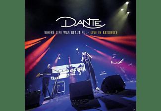 Dante - Where Life Was Beautiful (Live In Katowice)  - (CD + DVD Video)