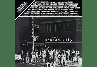 VARIOUS - Max's Kansas City 1976 & Beyond (Exented 2CD)  - (CD)