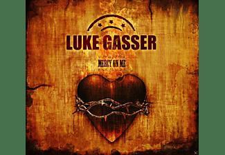 Luke Gasser - Mercy On Me  - (CD)