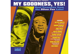 VARIOUS - MY GOODNESS (COLOURED)  - (Vinyl)
