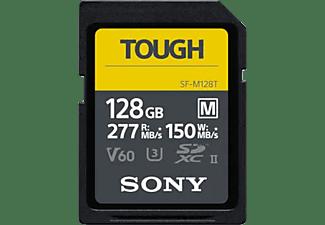 SONY SF-M128T Tough Class 10 UHS-II U3, SDXC Speicherkarte, 128 GB, 277 MB/s