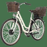 FISCHER ER 1804-S1 Citybike (28 Zoll, 48 cm, 317 Wh, Beige)